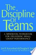 The Discipline of Teams