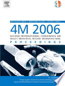 4M 2006   Second International Conference on Multi Material Micro Manufacture