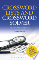 Crossword Lists   Crossword Solver