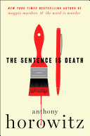 The Sentence Is Death by Anthony Horowitz