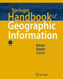 Springer Handbook of Geographic Information