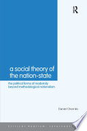A Social Theory of the Nation State