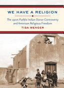 download ebook we have a religion pdf epub