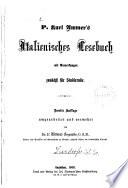 Karl Ammer's italienisches Lesebuch