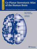 Co Planar Stereotaxic Atlas Of The Human Brain
