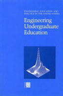 Engineering Undergraduate Education