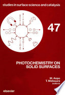 Photochemistry On Solid Surfaces book