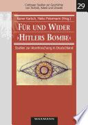F  r und Wider  Hitlers Bombe