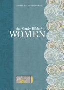 The Study Bible for Women  HCSB Personal Size Edition  Yellow Gray Linen Printed Hardcover  Indexed