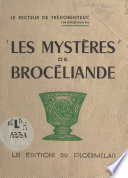 Les mystères de Brocéliande