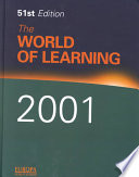 The world of learning, 2001