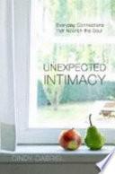 Unexpected Intimacy