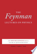 The Feynman Lectures on Physics  vol  3 for tablets