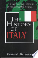 The History of Italy PDF