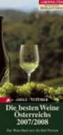 Die besten Weine   sterreichs 2007   2008