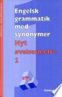 Engelsk Gram  Med Synonymer Nyt 1    veh