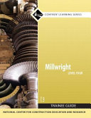 Millwright Level 4 Trainee Guide Paperback
