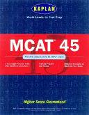 Kaplan MCAT 45