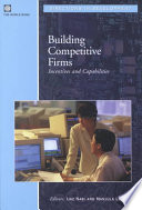 Building Competitive Firms