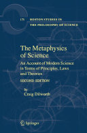 download ebook the metaphysics of science pdf epub