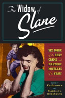 The Widow Of Slane And Six More Of The Best Crime And Mystery Novellas Of The Year