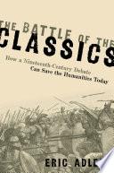 The Battle of the Classics Book PDF