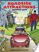 Roadside Attractions Coloring Book