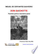 Don Quichotte     int  grale