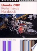 Honda CRF Performance Handbook
