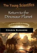 Return to the Dinosaur Planet Pdf/ePub eBook