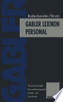 Gabler Lexikon Personal