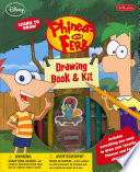 Learn to Draw Disney s Phineas and Ferb Drawing Book   Kit