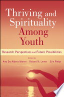 Thriving And Spirituality Among Youth book