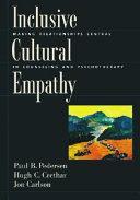 Inclusive Cultural Empathy