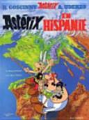 illustration Astérix en Hispanie