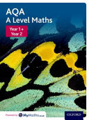AQA a Level Maths  Year 1 and 2 Combined Student Book