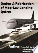 Design   Fabrication of Mag Lev Landing System in Aircrafts
