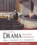 Drama Classical to Contemporary