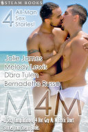 M4M   A Sexy Compilation of 4 Hot Gay M M Erotic Short Stories from Steam Books