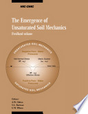 The Emergence of Unsaturated Soil Mechanics