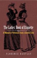 download ebook the ladies\' book of etiquette pdf epub