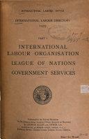 International Labour Directory