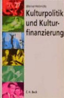 Kulturpolitik und Kulturfinanzierung