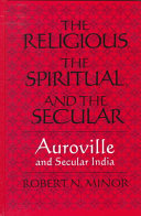 The Religious, the Spiritual, and the Secular