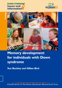 Memory Development for Individuals with Down Syndrome