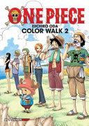 One Piece Color Walk Art Book