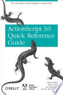 The ActionScript 3 0 Quick Reference Guide  For Developers and Designers Using Flash