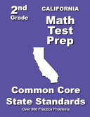 California 2nd Grade Math Test Prep