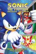 Sonic The Hedgehog Archives 25 : the sonic archives yet! sonic finds...