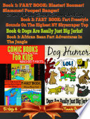 Comic Books For Kids  Silly Jokes For Kids With Dog Farts   Dog Humor Books